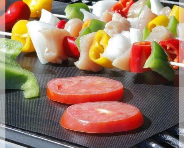 feuille de cuisson pour une cuisine plus saine