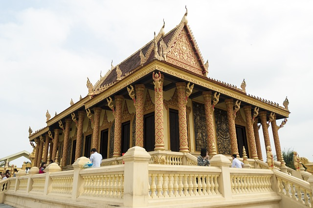 visiter le temple khmer au vietnam