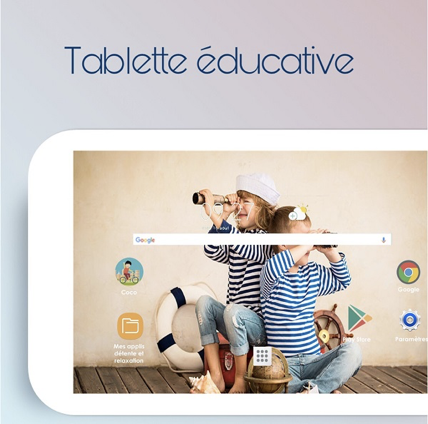 tablette éducative