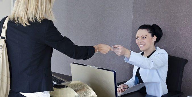 L'importance de l'accueil lors d'un événement